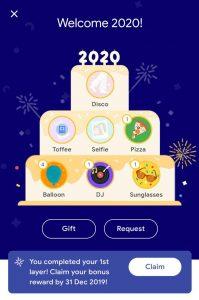 GooglePay 2020 Stamp for cake offer