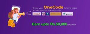 Onecode Website