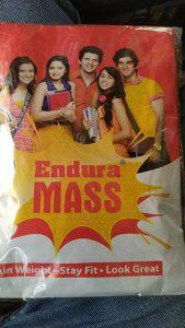 Proof Of Endura Mass Gainer Sample 02