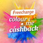 Freecharge Colour Me Cashback