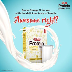 Free Sample Go protein Power 01