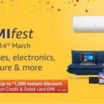Amazon EMI Fest Sale 2020