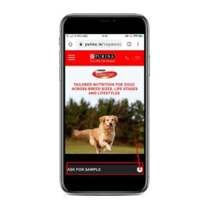 Purina Dog Food Free Sample 01