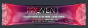 Prevent Hangovers Free Sample