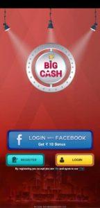 BigCash App Referral Code 01