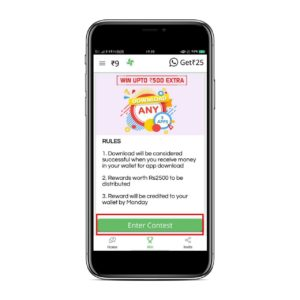 Download Apps win Paytm cash from Taskbucks 02