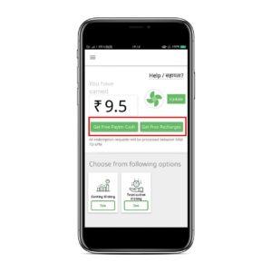 How to Redeem Money from Taskbucks App
