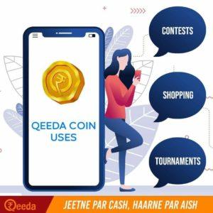 Qeeda App Referral Code 19