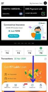 BharatPe interest Account 01