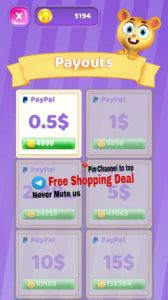 How to Withdraw Money from Coin Pop App 03