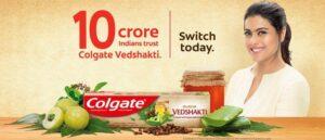Colgate Vedshakti Free Sample