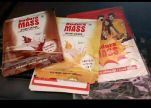 Free Sample Endura Mass Weight Gainer