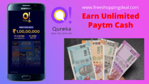 Qureka Pro Refer and Earn