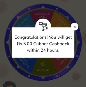 Cubber App Referral code 04