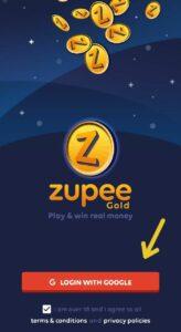 Zupee Gold Referral code 02