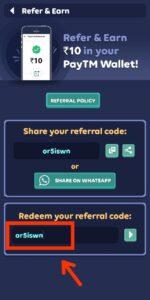 Zupee Gold Referral code 08
