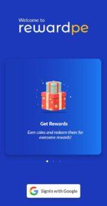 RewardPe Referral Code 01