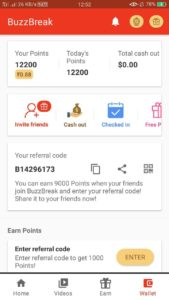 BuzzBreak Refer and Earn 02