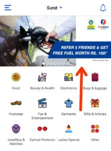 Freedeem App Refer and Earn 03