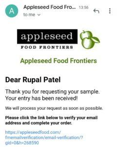 Royal Cracker Sandwich Free Sample 04