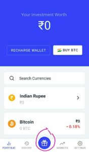 Coinswitch Refer and Earn 12