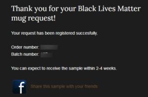 Qualigifts Black Lives Matter Mug 02