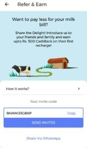 Country Delight Refer and Earn 16