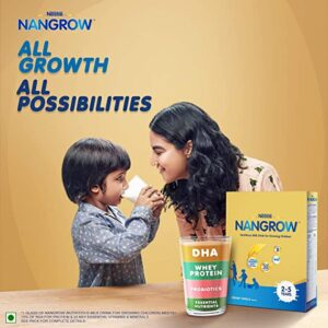 Nestle Nangrow Free Sample