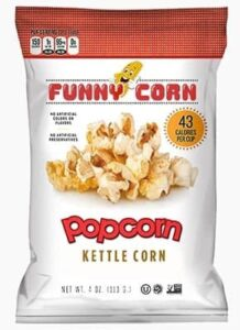 Funny Corn Popcorn Free Sample