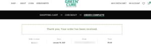 Green Cure Wellness Free Samples