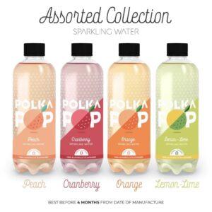 Polka Pop Sparkling water