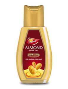 Dabur Almond Hair Oil Free Sample
