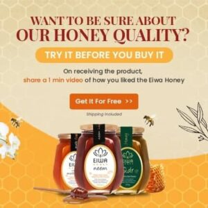 EIWA Honey Free Sample