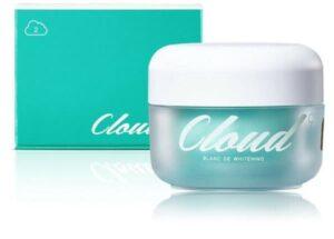 Free sample Cloud 9 Blanc De Whitening Cream