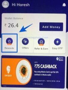 IRCTC iMudra App Refer and Earn 01