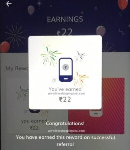 IRCTC iMudra App Refer and Earn 04