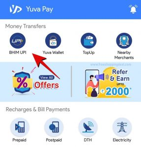 Yuva Pay Referral Code 07