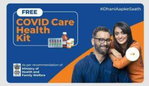 Dhani COVID Care Health Kit Free