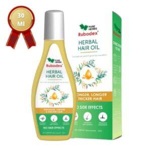 Rubodex Premium Herbal Hair Oil Free Sample 01