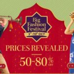 Myntra Big Fashion Festival Sale 2021