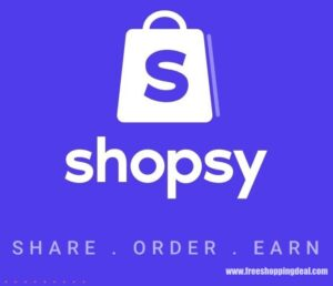 Shopsy Welcome Offer 01