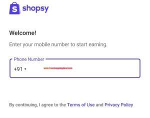 Shopsy Welcome Offer 03