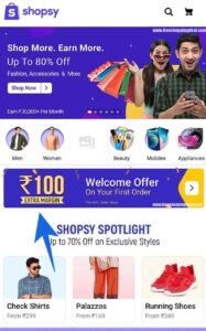 Shopsy Welcome Offer 05