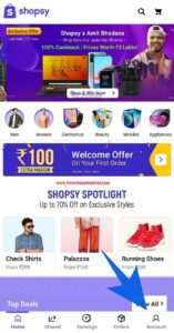 Shopsy Welcome Offer 09