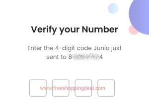 Junio App Referral Code A2