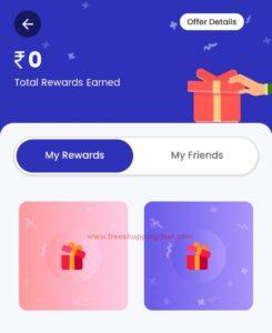 Junio App scratch Card A2